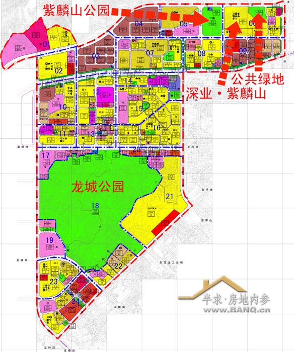 深圳马鞍山地图
