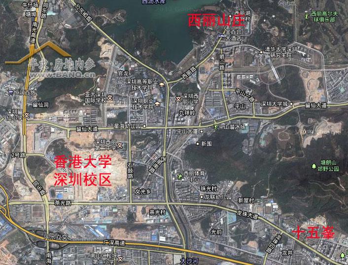 深圳大学高空俯视图_深圳大学_第2页_玩具屋