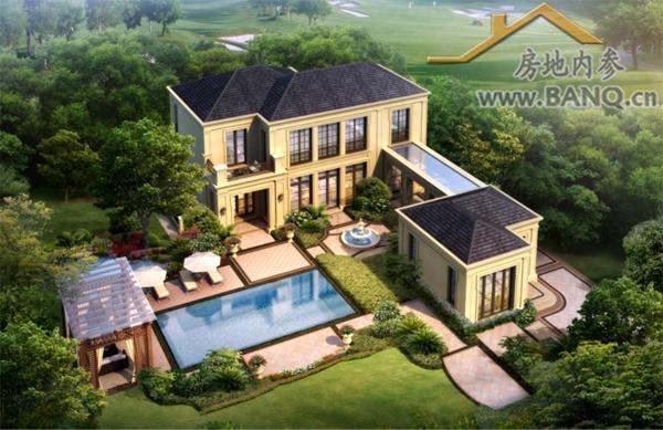 见证全国最唯一的别墅,乃九洲绿城·翠湖香山
