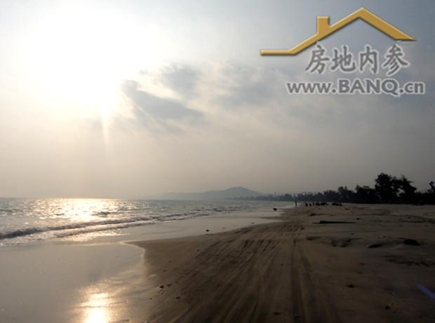 千年的文化古镇,月下渔村,原味乡村,四大资源融汇一体的双月湾.