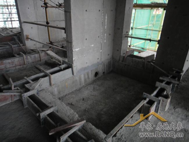 卫生间降板设计,同层排水
