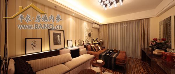 铂客公寓精装修,采用了万科国际家居解决方案