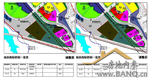 深圳北站站内结构示意图
