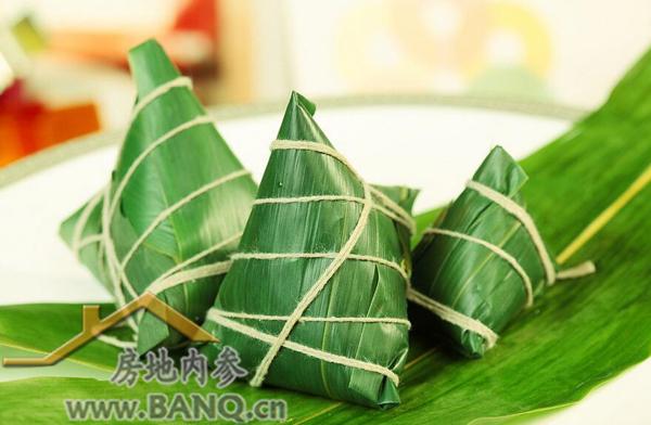 折纸包粽子的方法与步骤图
