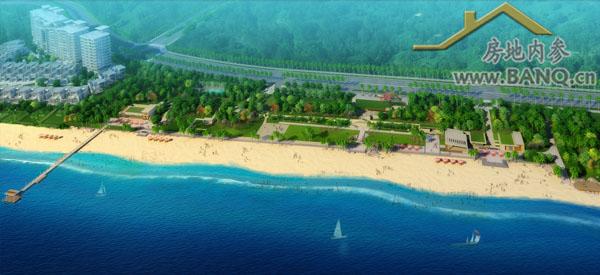 扼守大鹏半岛最稀缺的800米海岸线,作为中国顶级思想者的宅邸,现别墅