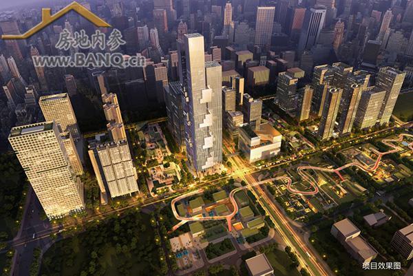 良城国际三期规划图