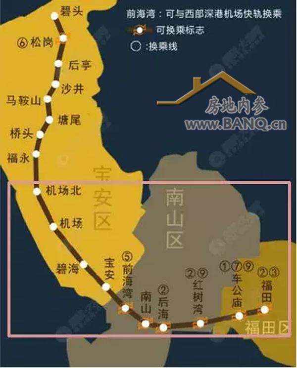 前海桂湾黄金规划简析 不止是深圳的,更是世界的