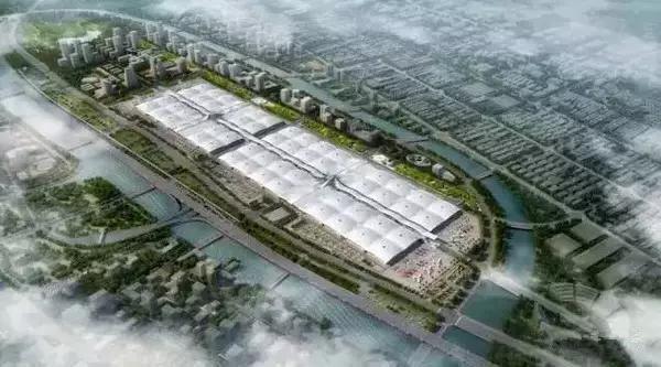 65万㎡深圳国际会议中心 科技馆规划调整