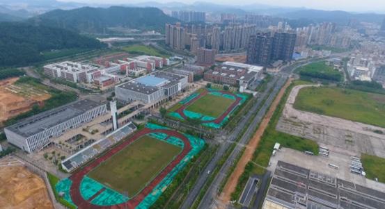 深圳体育管理学院选址龙岗大运,近利御景中央