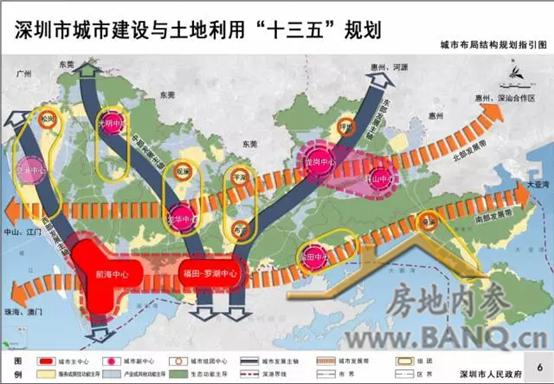 上海,广州的三分之一,即便增加了近30平方公里的填海面积,深圳城市