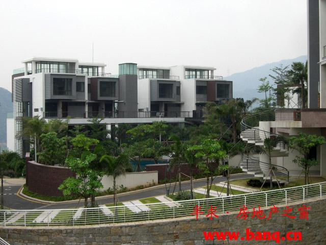 青岛海景别墅模型