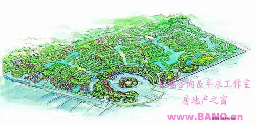 青岛天逸海湾国际度假城景观设计