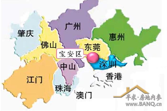 珠三角地图_珠三角 人口
